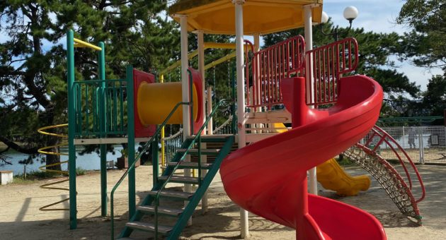 大濠公園内にある「どんぐり公園」の魅力を『ママ目線』で探ってみました!